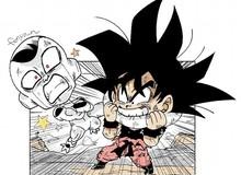 Trở về tuổi thơ với loạt fanart Dragon Ball theo phong cách chibi cực chất