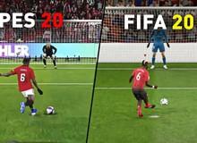 Cuộc đua thống trị tựa game bóng đá giữa PES và FIFA dần đi đến hồi kết?