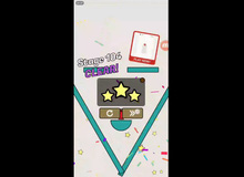 Nhìn thì đơn giản nhưng Be a Pong chắc chắn là một game mobile siêu khó, thách thức những tay chơi khéo léo