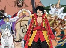 23 chủng tộc và bộ lạc đã từng xuất hiện trong thế giới One Piece