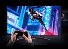 Asus giới thiệu mẫu màn hình 'khủng long' chiến game bao phê ROG Strix XG438Q