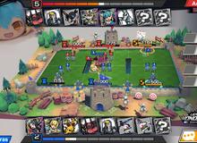 League of Wonderland - Game mobile chiến thuật thẻ bài phong cách anime của SEGA mở đăng ký