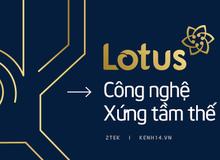 """Cứ tưởng chỉ như cái thẻ ATM, ai ngờ thiệp mời Lotus lại có """"ma thuật"""" ảo diệu thế này!"""