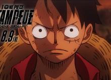 One Piece Stampede cán mốc doanh thu 5 tỷ yên sau 1 tháng công chiếu khiến các fan choáng váng