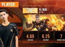 """Liên Quân Mobile: XB thi đấu quá ổn định, BUG chính thức """"bật bãi"""" khỏi Team Flash"""