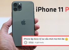 iPhone 11 Pro đã ra mắt, cực ngon lành nhưng người dùng Việt vẫn ỏng eo chê... 'xấu nhất trong lịch sử Apple'