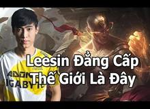 LMHT: Cộng đồng cực kỳ hào hứng với bản 9.18 - 'Không thể đợi đến lúc xem Levi quẩy Lee Sin'