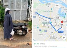 """Vượt mưa vượt gió, chàng trai chạy 17km mua đồ ăn cho người yêu chỉ vì câu thần chú """"Nhà em không có ai"""" và cái kết đắng lòng"""