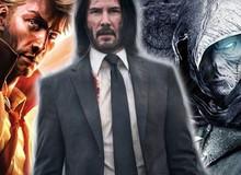"""Đại chiến Marvel và DC chuẩn bị diễn ra khi 2 """"ông lớn"""" đều tranh giành ngôi sao """"John Wich"""" Keanu Reeves"""