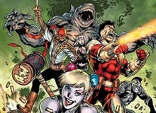 DC giới thiệu đội hình Suicide Squad mới: King Shark nhập hội