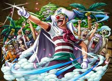 One Piece: Là Shichibukai lùn nhất và những điểm thú vị về gã hề Buggy mà fan 20 năm chưa chắc đã biết (P2)