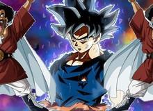 """Dragon Ball: 2 anh hùng Trái đất Goku và Satan nếu hợp thể thì sẽ """"chất"""" như thế nào?"""