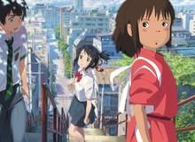 Vượt mặt Your Name, Spirited Away chính thức trở thành bộ anime ăn khách nhất mọi thời đại