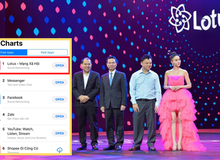 MXH Lotus chiếm Top 1 AppStore Việt Nam ngay khi vừa ra mắt