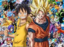 Mũ Rơm và những băng nhóm nổi tiếng nhất trong thế giới anime
