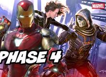 """Iron-Man sẽ """"đội mồ sống dậy"""" trong phần phim riêng của Black Widow?"""