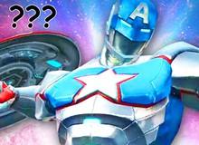 Hé lộ nội dung của What If?: Captain America trở thành Iron Man?