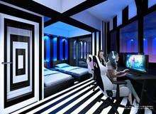 """Xuất hiện quán net tích hợp nhà nghỉ, cho phép các """"cặp đôi"""" game thủ chơi rồi ngủ tại chỗ"""