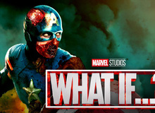 Zombie Captain America và những siêu anh hùng nào sẽ xuất hiện trong What If? của MCU?