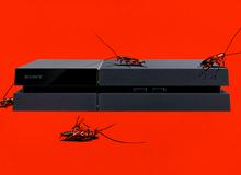 Tháo PS4 ra để vệ sinh máy, anh chàng gamer tá hỏa khi bên trong toàn là gián chết