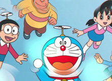 Bạn biết gì về Chong Chóng Tre, món đồ bảo bối được thích nhất trong Doraemon?