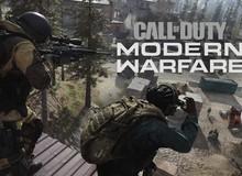 Call of Duty: Modern Warfare công bố cấu hình đầy thách thức với Ram 16GB