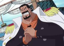 One Piece: 3 nhân vật máu mặt thuộc hàng ngũ hải quân chẳng cần ăn trái ác quỷ mà vẫn siêu mạnh