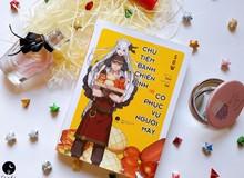 """Light Novel """"Chủ tiệm bánh chiến binh và cô phục vụ người máy"""" chính thức ra mắt với độc giả tại Việt Nam"""