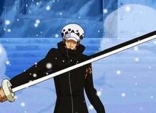 One Piece: Napoleon và 7 thanh kiếm có chất lượng tốt dù không được xếp vào hàng Meito