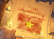 Hearthstone: Blizzard lấy lòng game thủ Việt bằng cách chúc mừng ngày Quốc Khánh 2/9