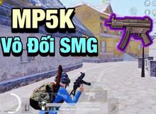 PUBG Mobile: Chi tiết MP5K và sức mạnh hủy diệt trong bản cập nhật 0.14.5
