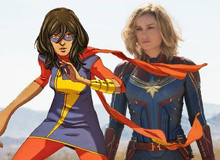Bộ phim về siêu anh hùng Ms. Marvel sẽ chính thức được khởi quay vào năm 2020