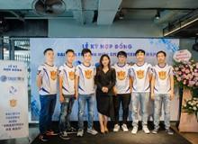 AoE Hà Nam chính thức có nhà tài trợ mới – Tự tin bước vào giải đấu Việt Nam Open 2019