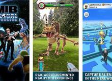 MIB: Global Invasion - Game mobile thực tế ảo với chủ đề săn bắt quái vật ngoài hành tinh