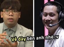 LMHT: Thầy Ba quyết tâm chơi lớn, mời 'ngài Ren' về làm HLV dẫn dắt team hủy diệt VCS?