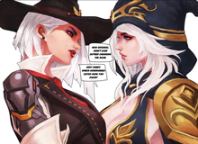 LMHT: Dòng trang phục Cao Bồi siêu hot bất ngờ bị lộ hai thành viên mới là Ashe và Darius