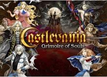 Castlevania: Grimoire of Souls - Tuyệt phẩm trên di động mới được hé lộ