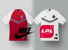 LMHT: Nike ra mắt mẫu áo thi đấu mới toanh cho các game thủ LPL mùa giải 2020