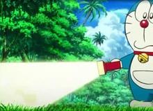 Đèn Pin Phóng To/Thu Nhỏ: Món bảo bối tưởng là vô dụng mà lại rất được việc của Doraemon