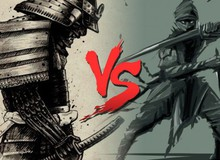 Samurai và Ninja: Đâu là điểm khác biệt giữa họ? (Phần 2)
