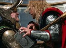 Câu chuyện chưa kể về hậu trường Avengers: Loki tiết lộ bị Thor đấm thẳng vào mặt khi đang quay