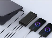 Xiaomi ra mắt sạc dự phòng Mi Power Bank 3 Pro bản mới: Sạc nhanh 2 chiều 50W, 20000mAh, sạc được laptop, giá gần 1 triệu đồng