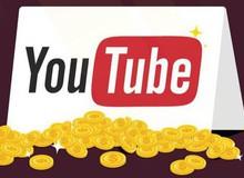 YouTube trả bao nhiêu tiền cho các cấp độ video 100.000 view, 1 triệu view, 4 triệu view?