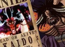 One Piece: Kaido và 5 cái tên vàng trong làng hải tặc có mức truy nã cao nhất hiện nay