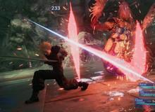 """""""Nổi da gà"""" với màn đánh boss trong Final Fantasy VII Remake, huyền thoại đã trở lại thật rồi"""