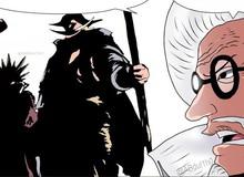 One Piece 957: Rocks muốn trở thành Vua thế giới và lịch sử về băng hải tặc mạnh nhất thế giới được tiết lộ