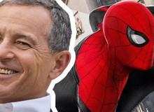 """Spider-Man về lại với """"mẹ đẻ"""" Marvel, chủ tịch Disney hí hửng tuyên bố chấm dứt """"mối thù"""" với Sony!"""