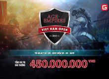 Game thủ bị công an triệu tập, giải AoE Vietnam Open 2019 vẫn không hủy, chỉ tạm hoãn và sẽ sớm trở lại