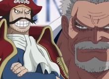 """One Piece 957 """"dội bom"""" nhiều thông tin cực hot, hóa ra Garp và Roger đã liên minh để đánh bại Rocks"""