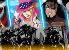 One Piece: Rocks D. Xebec và 5 cái tên máu mặt đã được tiết lộ của băng hải tặc mạnh nhất mọi thời đại Rocks